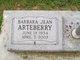 "Profile photo:  Barbara Jean ""Jean"" <I>Wyatt</I> Arteberry"