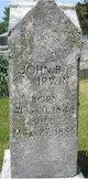 John B. Irwin
