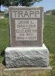 Mary Elizabeth <I>Adkins</I> Trapp