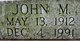 John Mead Keith, Sr