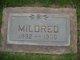 Profile photo:  Mildred <I>Foster</I> Allen