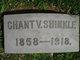 """Chancellor Vincent """"Chant"""" Shinkle"""