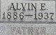 Profile photo:  Alvin E. Lowery