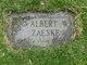 Profile photo:  Albert W Zaeske