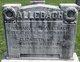"Elizabeth ""Lizzie"" <I>Gottshall</I> Allebach"