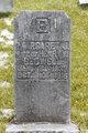 Margaret Jane <I>Woodward</I> Bedwell