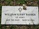 William Kirby Barber