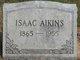 Isaac Aikins