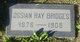 Ossian Ray Bridges