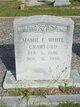 Profile photo:  Mamie F. <I>White</I> Crawford