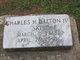 "Profile photo:  Charles Henry ""Ski"" Dalton, IV"
