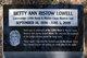 Profile photo:  Betty Ann <I>Ristow</I> Lowell