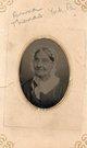Anna Mary <I>Young</I> Thomas
