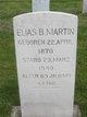 Profile photo: Deacon Elias B Martin