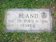 Profile photo:  Henry S Bland
