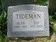 Ted Tideman