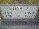 Profile photo:  Edna F <I>Kelley</I> Houser