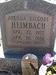 Joshua Kilgore Hembach