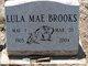 Lula Mae <I>Brown</I> Brooks