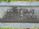 Profile photo:  Admiral Dewey Clay