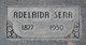 Profile photo:  Adelaida Sena