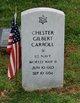Profile photo:  Chester Gilbert Carroll