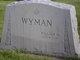 William Hone Wyman