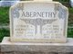 Profile photo:  Catherine Alydia <I>Asbury</I> Abernethy