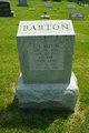 "Elizabeth ""Libbie"" <I>Laird</I> Barton"