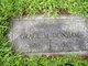 Grace Marie <I>Savoy</I> Dunham