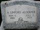 Profile photo:  A Linford Alderfer