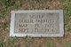 Dollie Mae <I>Parrott</I> Rockefeller