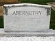 Profile photo:  Christine <I>Thompson</I> Abernethy