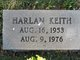 Harlan Keith Waggy