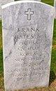 Profile photo:  Frank Karl Vincent Bates, Jr