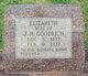 "Elizabeth O ""Lizzie"" <I>Stalnaker</I> Goodrich"