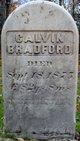Profile photo:  Calvin Bradford