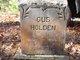 "Pickens Augustus ""Gus"" Holden"
