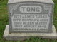 Bertha T. <I>Keithley</I> Tong