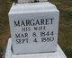 Margaret <I>Haas</I> Hoover