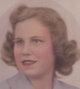 "Elizabeth Jane ""Betty"" <I>Jones</I> Thorpe"