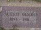 August Olson