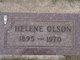 Helene Christine <I>Thode</I> Olson