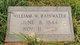 William Walton Rainwater