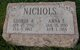 Anna Elizabeth <I>Spriggs</I> Nichols