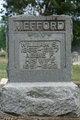 Profile photo:  Abbie Frances <I>Webber</I> Mefford