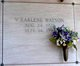 Velma Earlene Watson