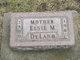 Profile photo:  Elsie May <I>Lord</I> Delano