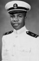 Profile photo: LCDR Wesley Anthony Brown