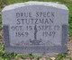 Drue Ella <I>Speck</I> Stutzman